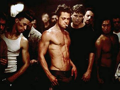 El club de la lucha (Fight Club).