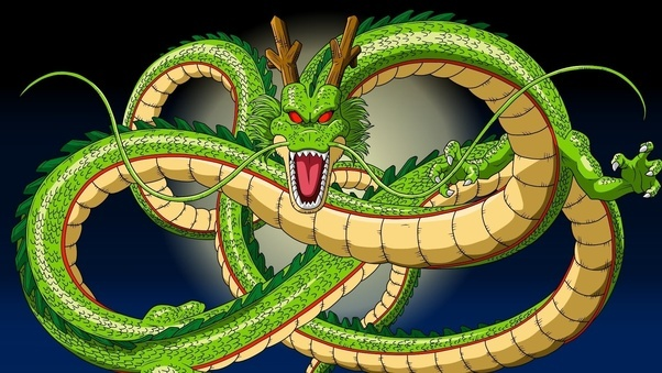 Shenron Dragon Ball