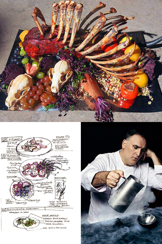 HANNIBAL JOSE ANDRES CHEF