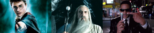 arquetipos-artefactos-harry-potter-saruman-men-in-black
