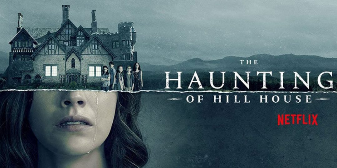 La maldición de Hill House (The Haunting of Hill House), serie creada por Flanagan en 2018 para Netflix.