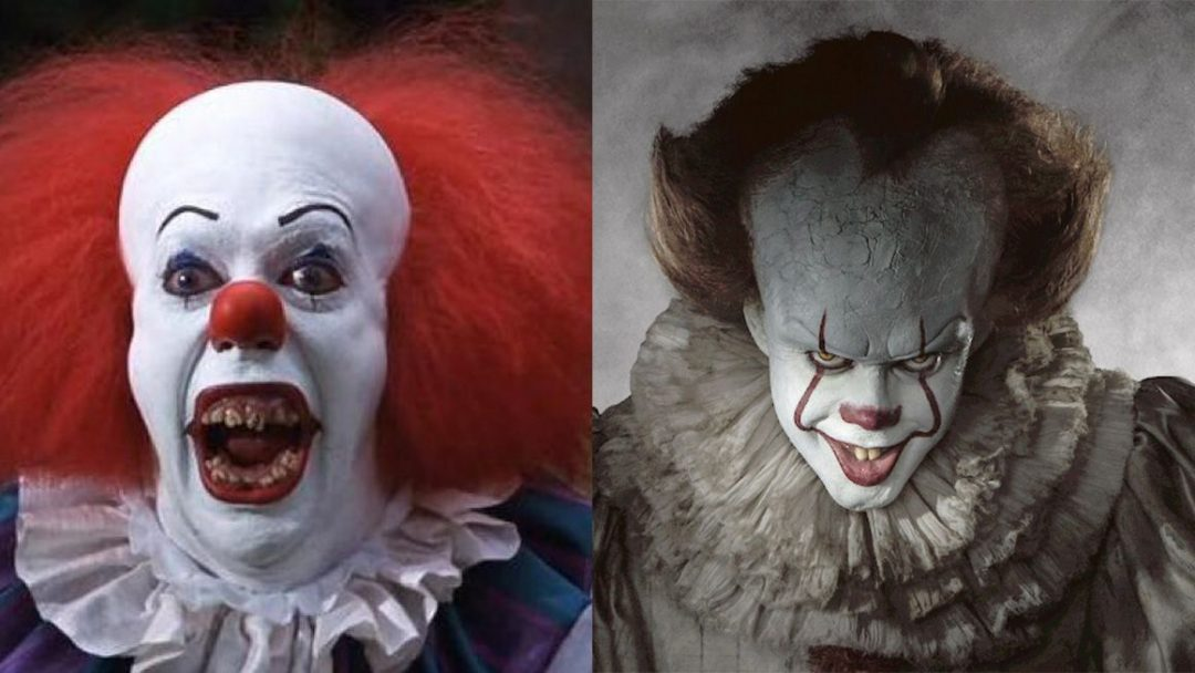 it-eso-stephen-king-novela-pelicula-miniserie-adaptaciones-pennywise-tim-curry-bill-skarsgard